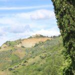 Veduta di Volterra: chi lo ha dipinto? Dove è esposto questo quadro?